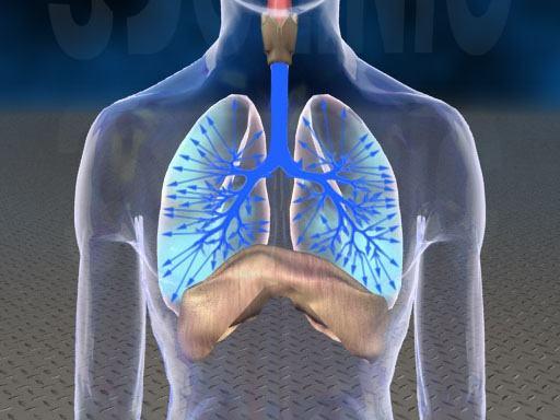 COPD患者多感觉压力山大