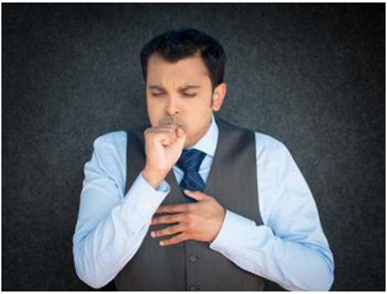 肺癌是什么样子?