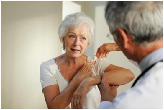 肺癌相关性肩部疼痛