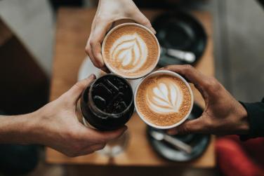 喝咖啡的人患心衰、中风的风险较低