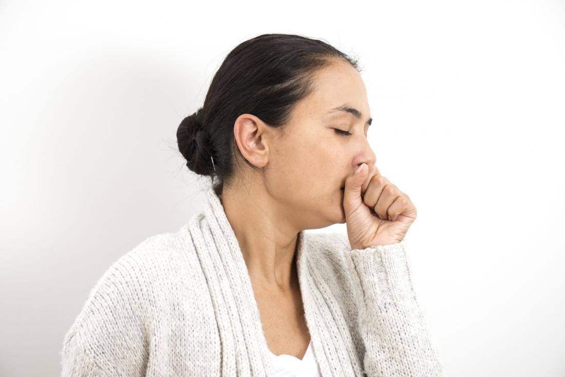 肺癌和咳嗽:什么是关系?