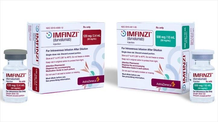 Imfinzi为3期非小细胞肺癌患者带来希望